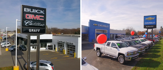 Graff Family Of Dealerships Michigan New Useds Vehicles